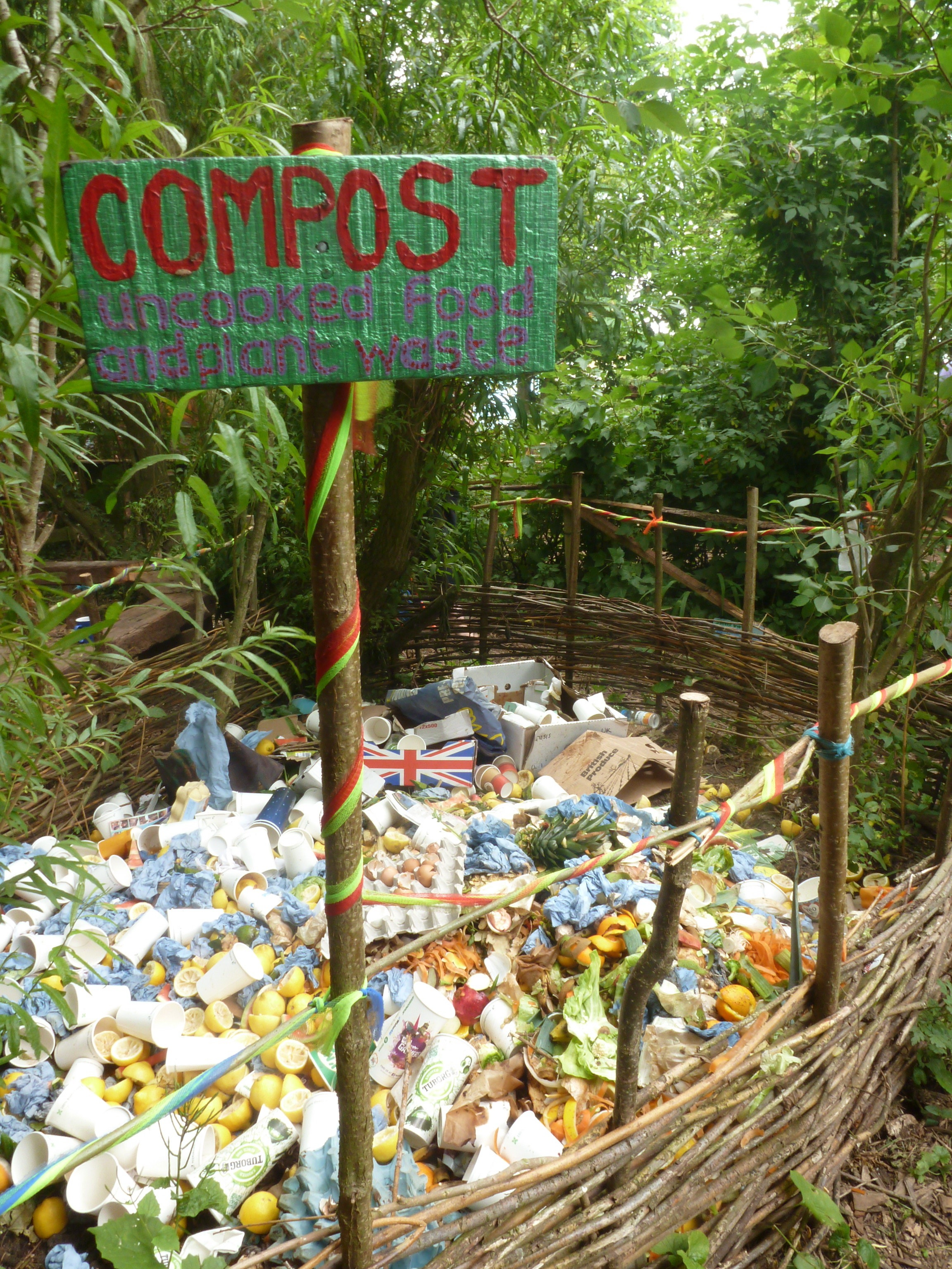 Glastonbury Festival's Permaculture Garden [SOMERSET, UK ... on Backyard Permaculture Design id=63520