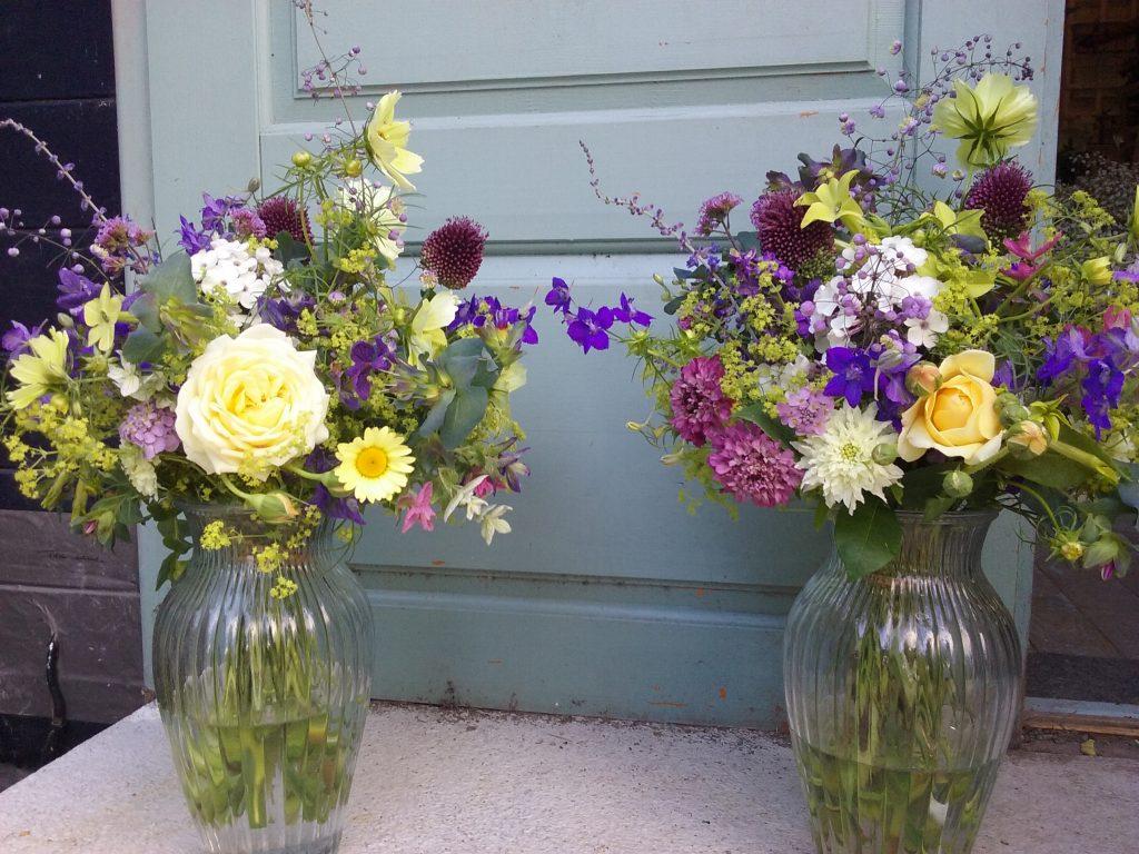 Vase Flower Arrangements
