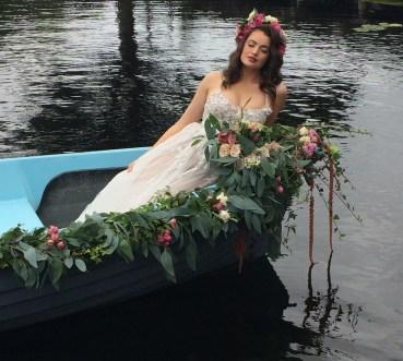 Flower Crown, Boat Garland