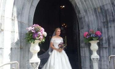 Wedding Urns Killarney Cathedral