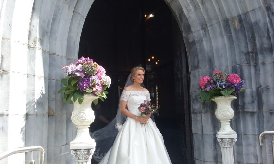 Wedding Urns Killarney Cathedral