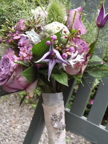 roses, artichoke, echivaria, cleamtis, broaches