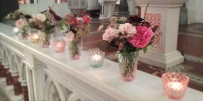small vase altar kanturk