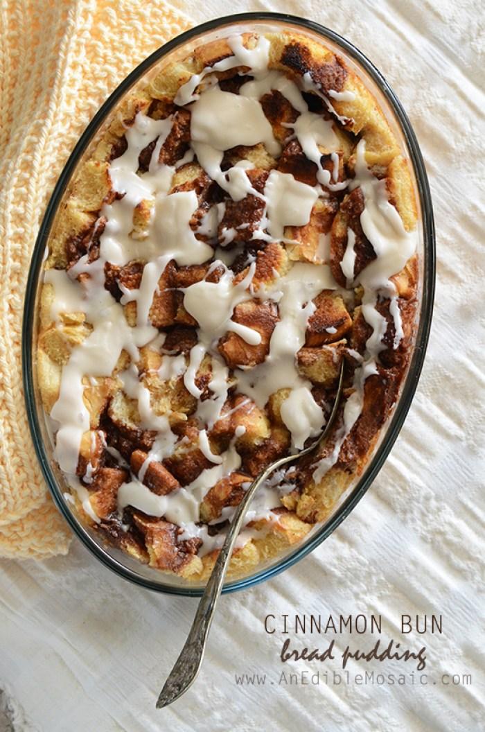 Cinnamon-Bun-Bread-Pudding