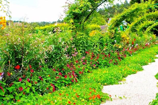 Claude Monet gardens Giverny