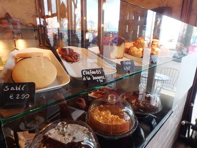 Café Lomi Paris coffee shop