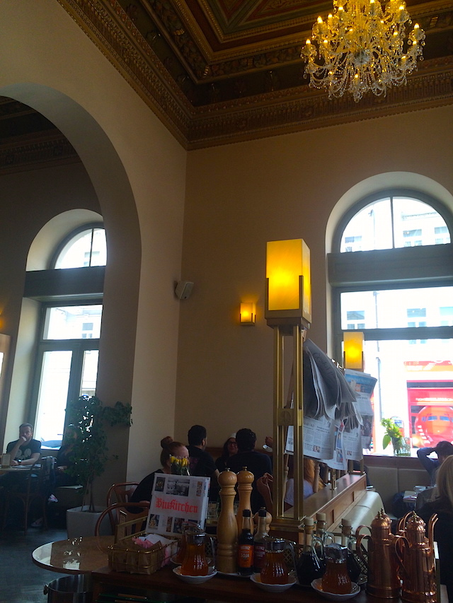Café Savoy Prague
