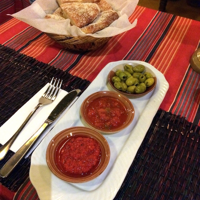 Restaurant Laayoune, Essouira, Morocco