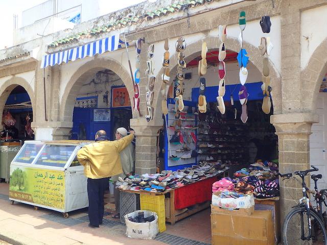 Medina Essaouira, Morocco