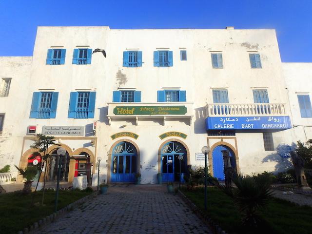 Palazzo Desdemona, Essaouira, Morocco
