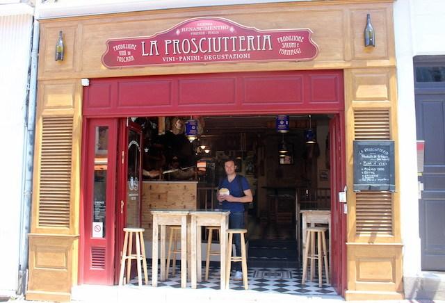 La Prosciutteria, Biarritz