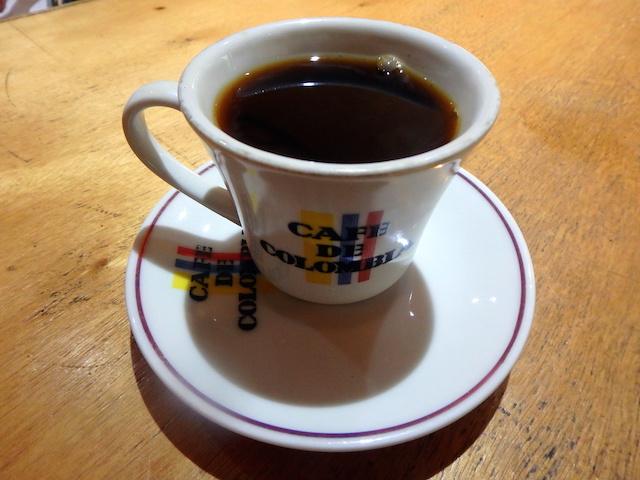 La Victoria coffee farm in Minca, Colombia