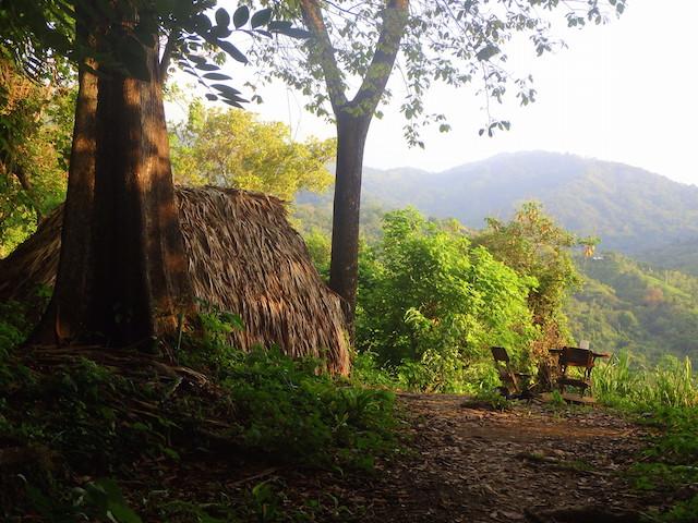 Casa Luna bungalow at Casa Loma, Minca