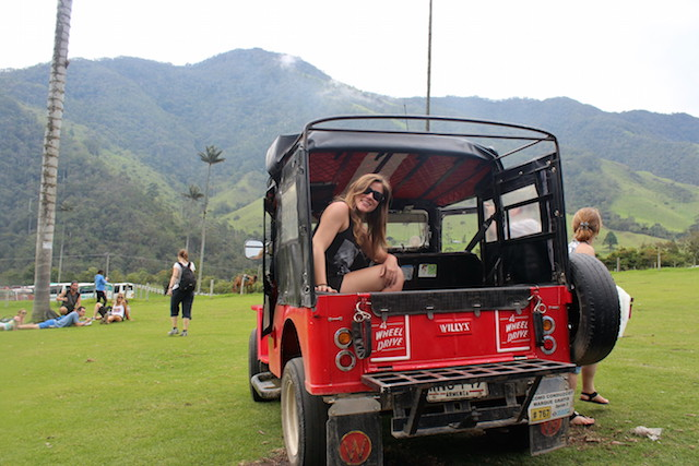 How to go to Cocora Valley