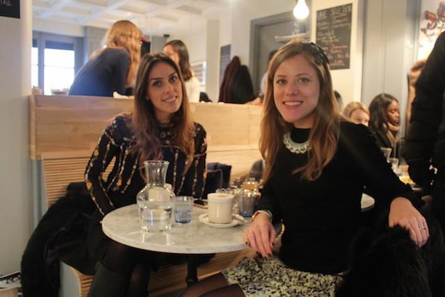The Hardware Société a coffee shop in Paris and Melbourne