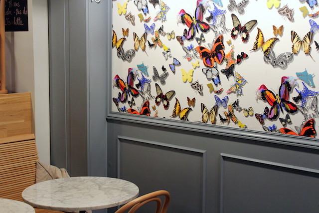 The Hardware Société coffee shop in Paris