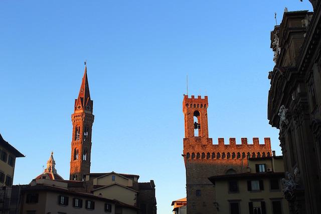 Week-end in Florence