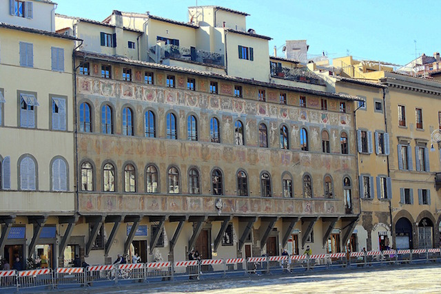 Florence itinerary: Santa Croce square
