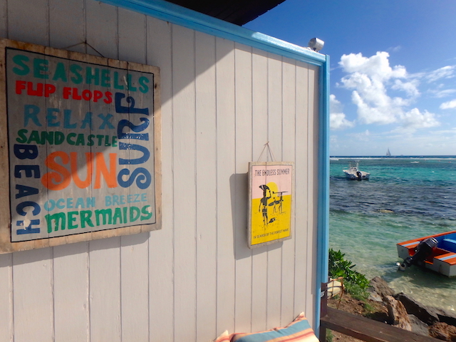 Kitesurf school in Union island, the Grenadines