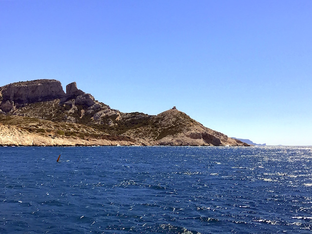 Visiting the Calanques National Park in Marseille