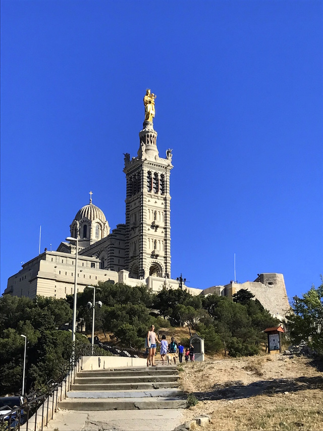 A visit to the Basilique Notre-Dame de la Garde, Marseille