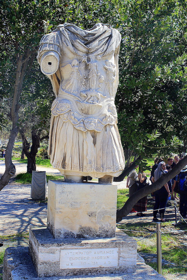 Exploring the Ancient Agora in Athens
