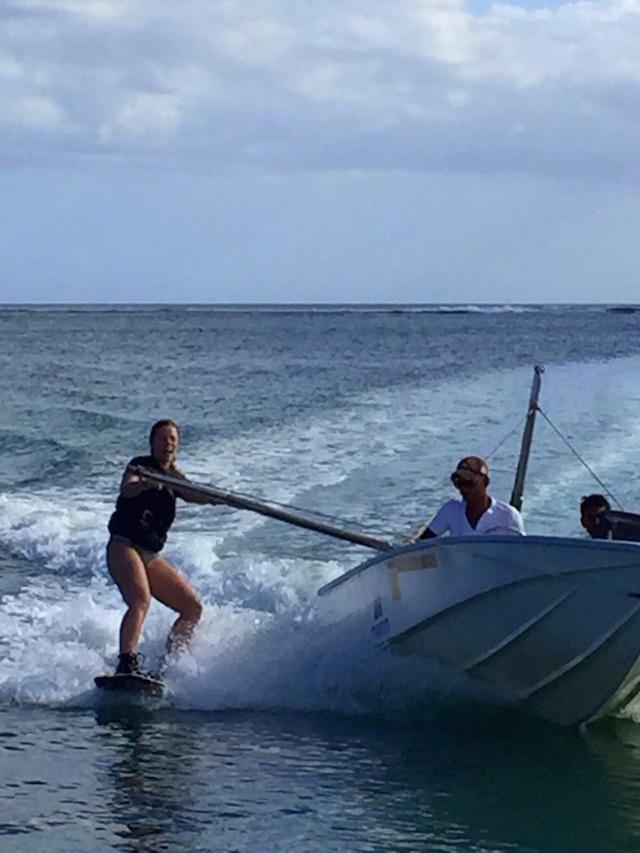 wakeboard in Mauritius