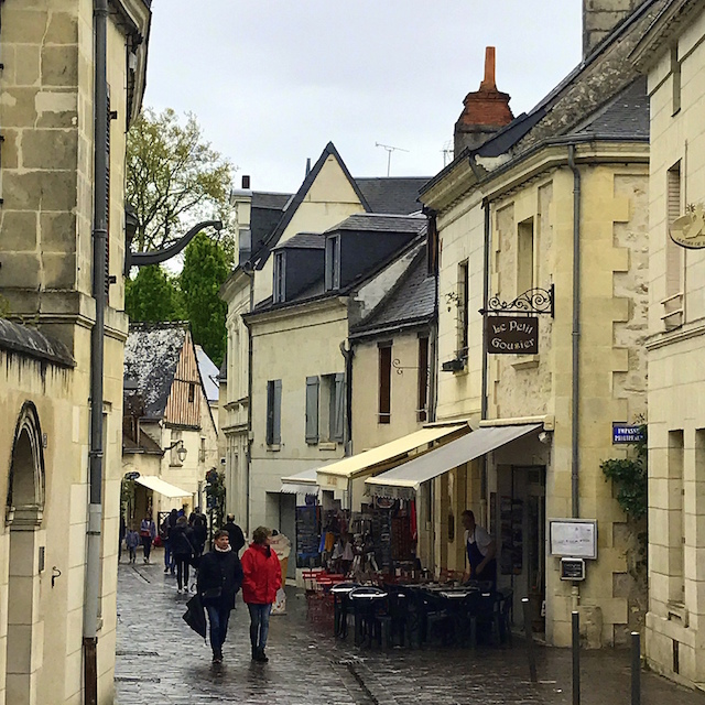 Restaurant Le Petit Gousier, Azay-le-Rideau