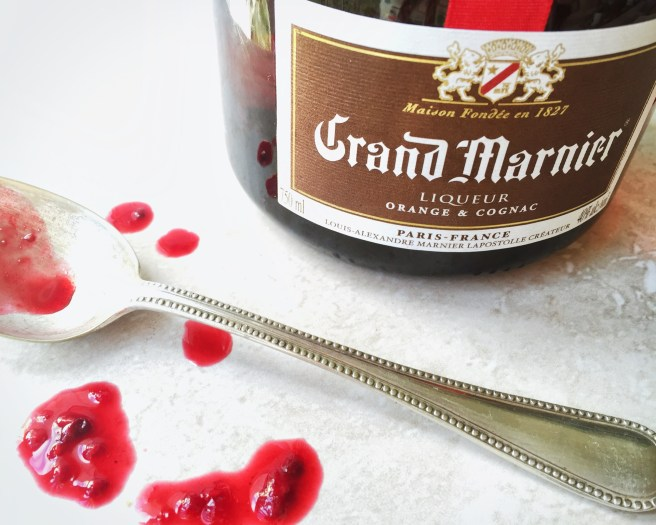 Grand Marnier for berry compote | The Secret Life of Bee