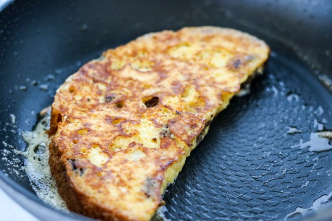 Panettone French Toast   The Secret Life of Bee