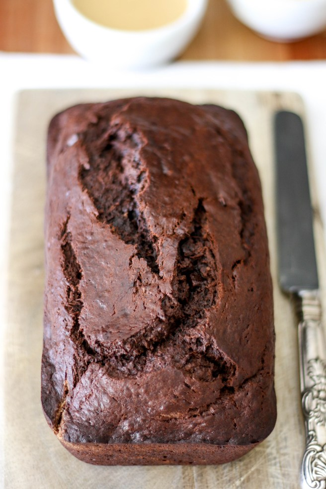 Chocolate Banana Bread | The Secret Life of Bee