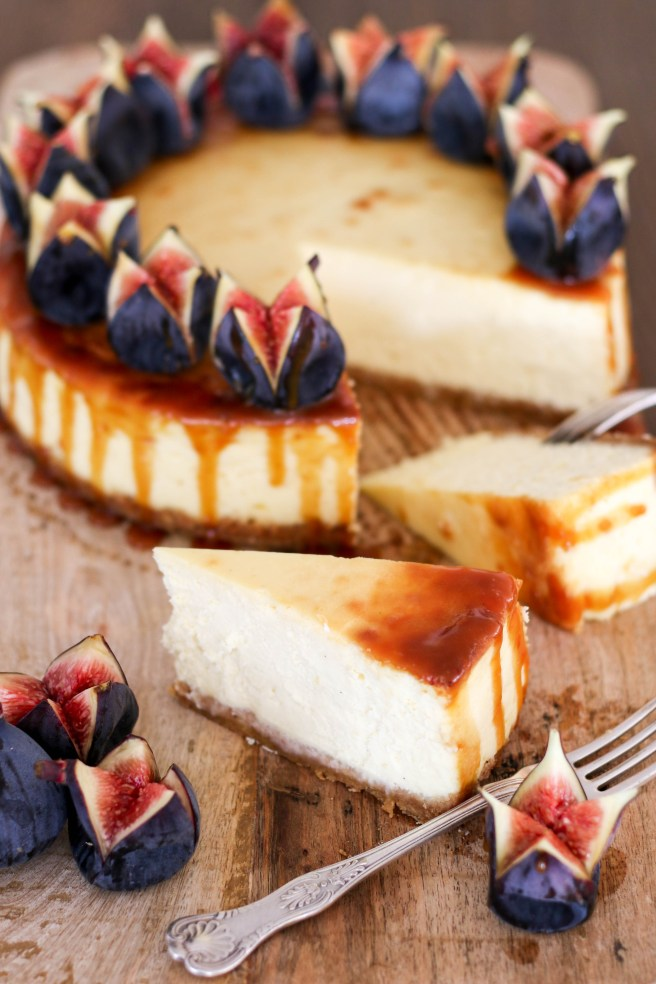 Baked Cheesecake | The Secret Life of Bee