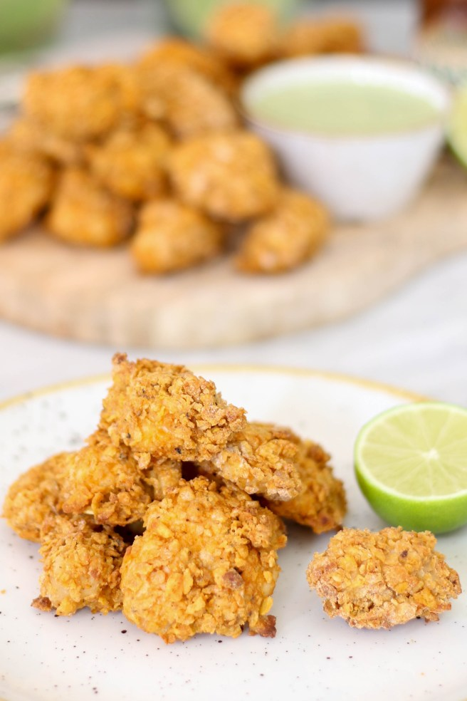 popcorn chicken | The Secret Life of Bee