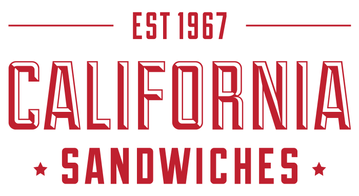 California Sandwiches Logo