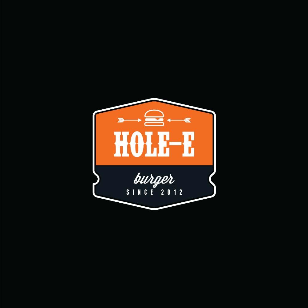 Logo Design Toronto - Hole Burger