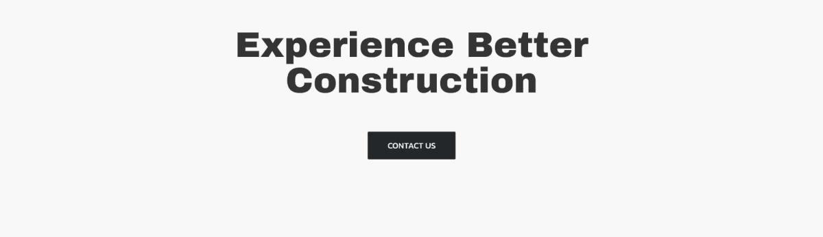 SJOC Construction Inc. Web Design - thesecretservice