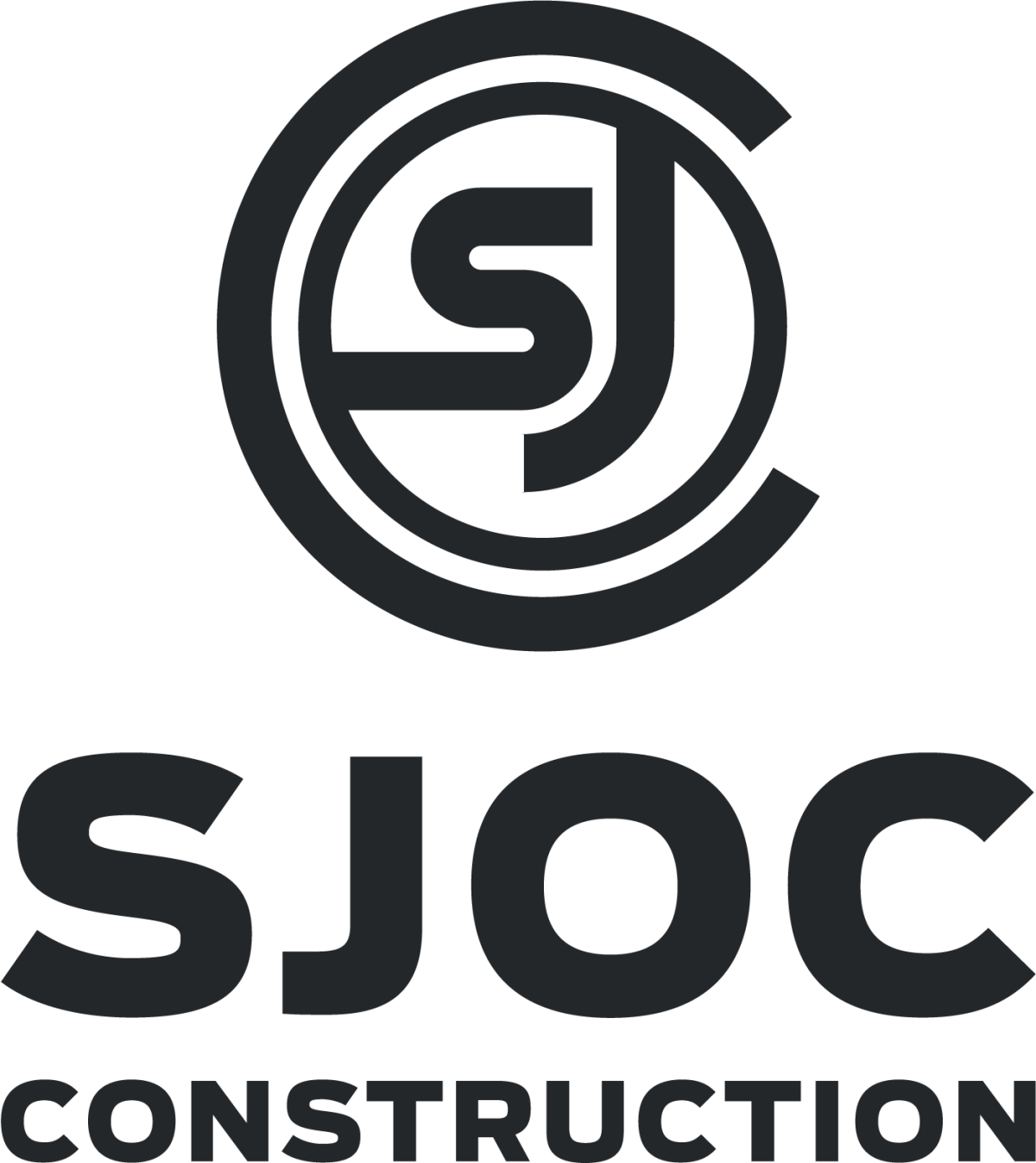 SJOC Construction Logo Redesign - THESECRETSERVICE