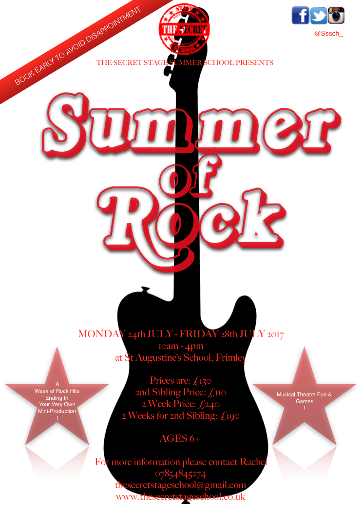 Summer of Rock 2017