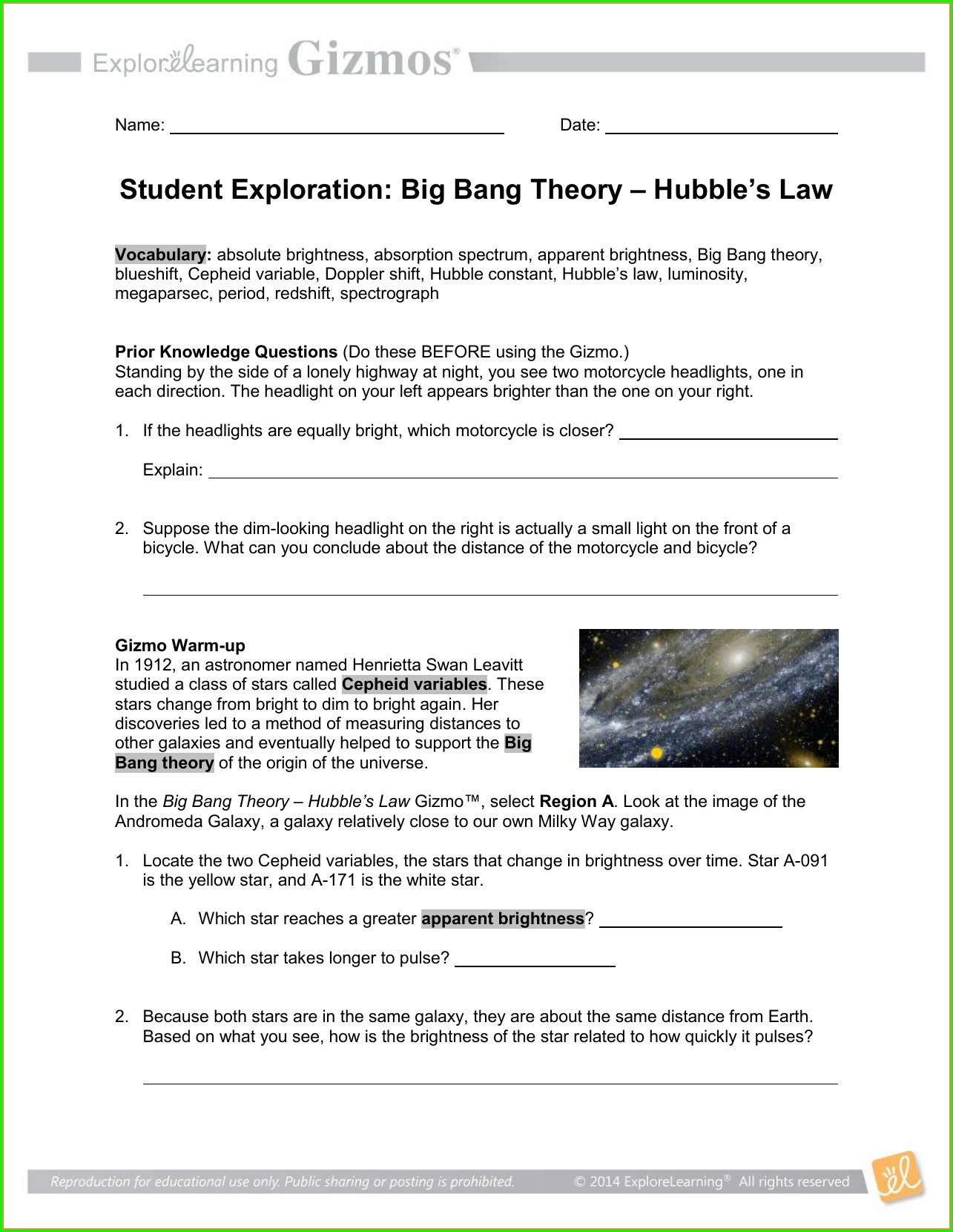 Gizmo Distance Time Graphs Worksheet Answers Worksheet