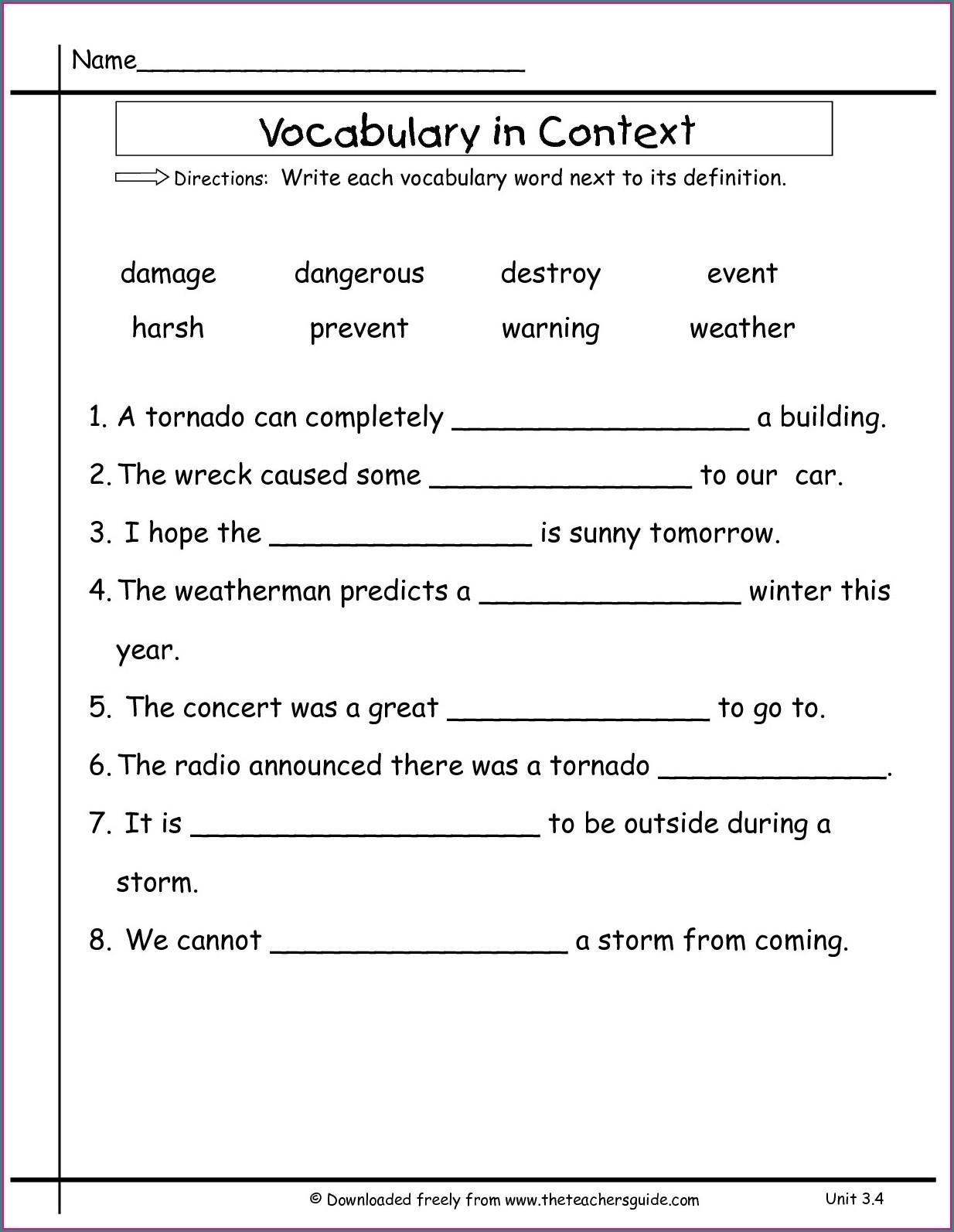 3rd Grade Helping And Linking Verbs Worksheet Worksheet