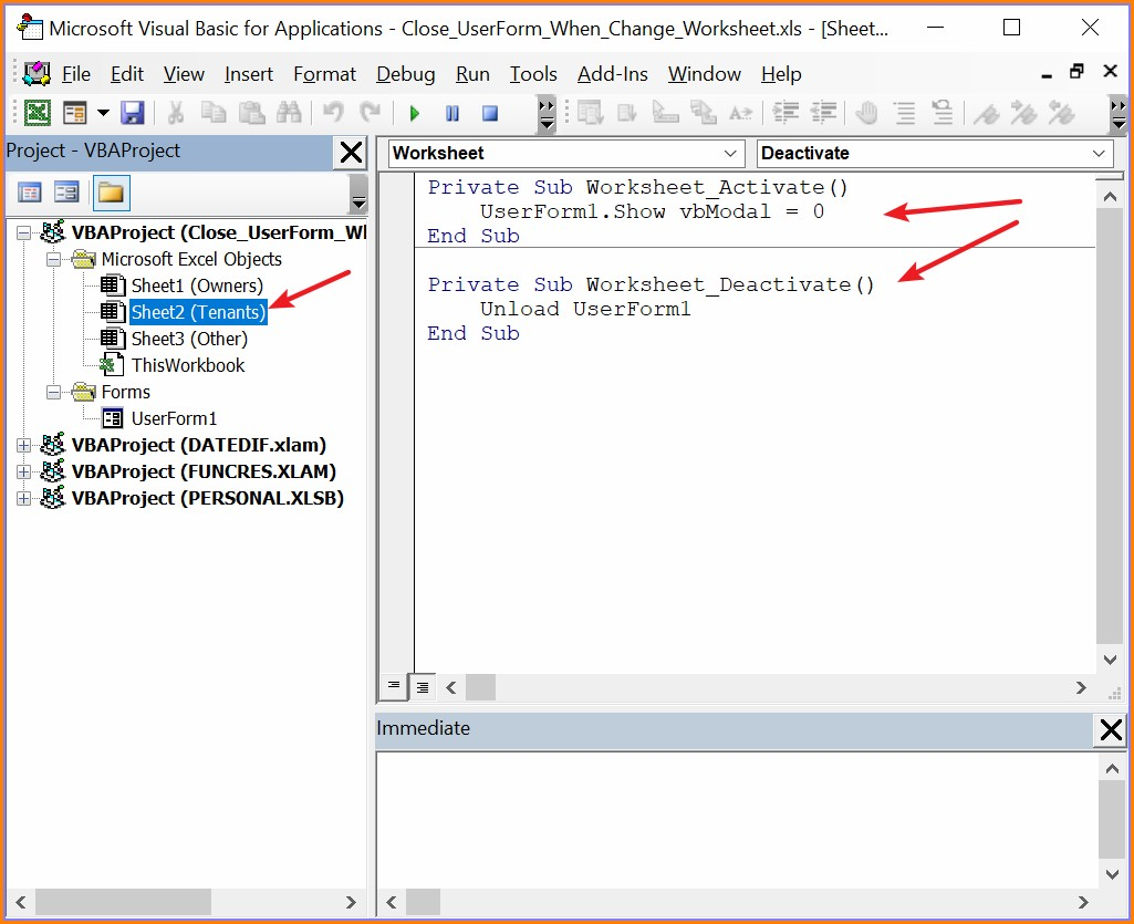 Vba With Current Worksheet Worksheet Resume Examples