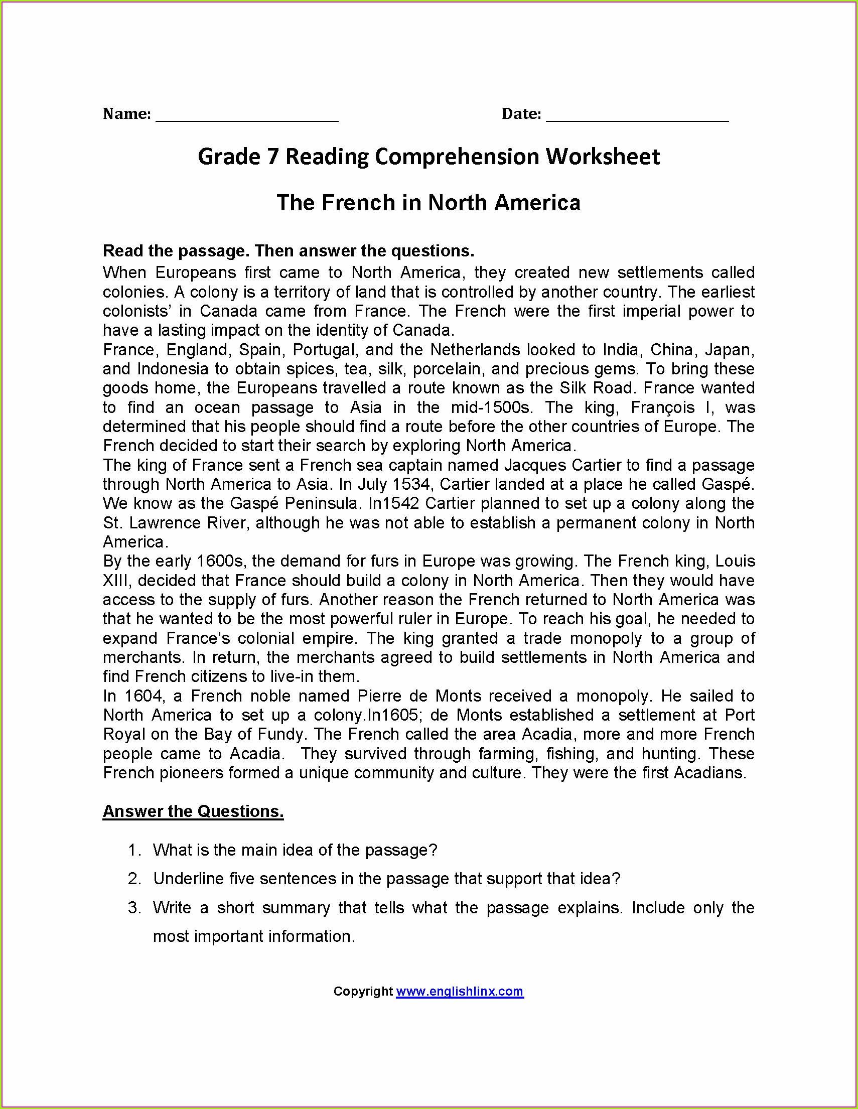 - Year 7 English Worksheets Printable Worksheets And Activities