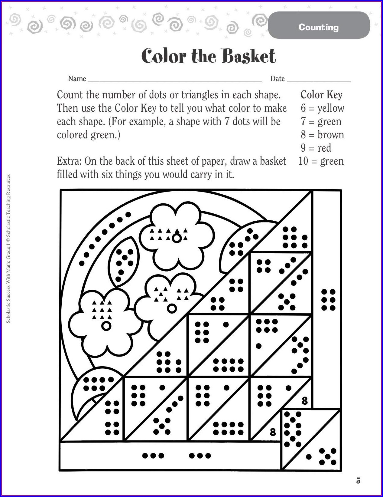 Behavior Worksheets For 2nd Grade Worksheet Resume Examples