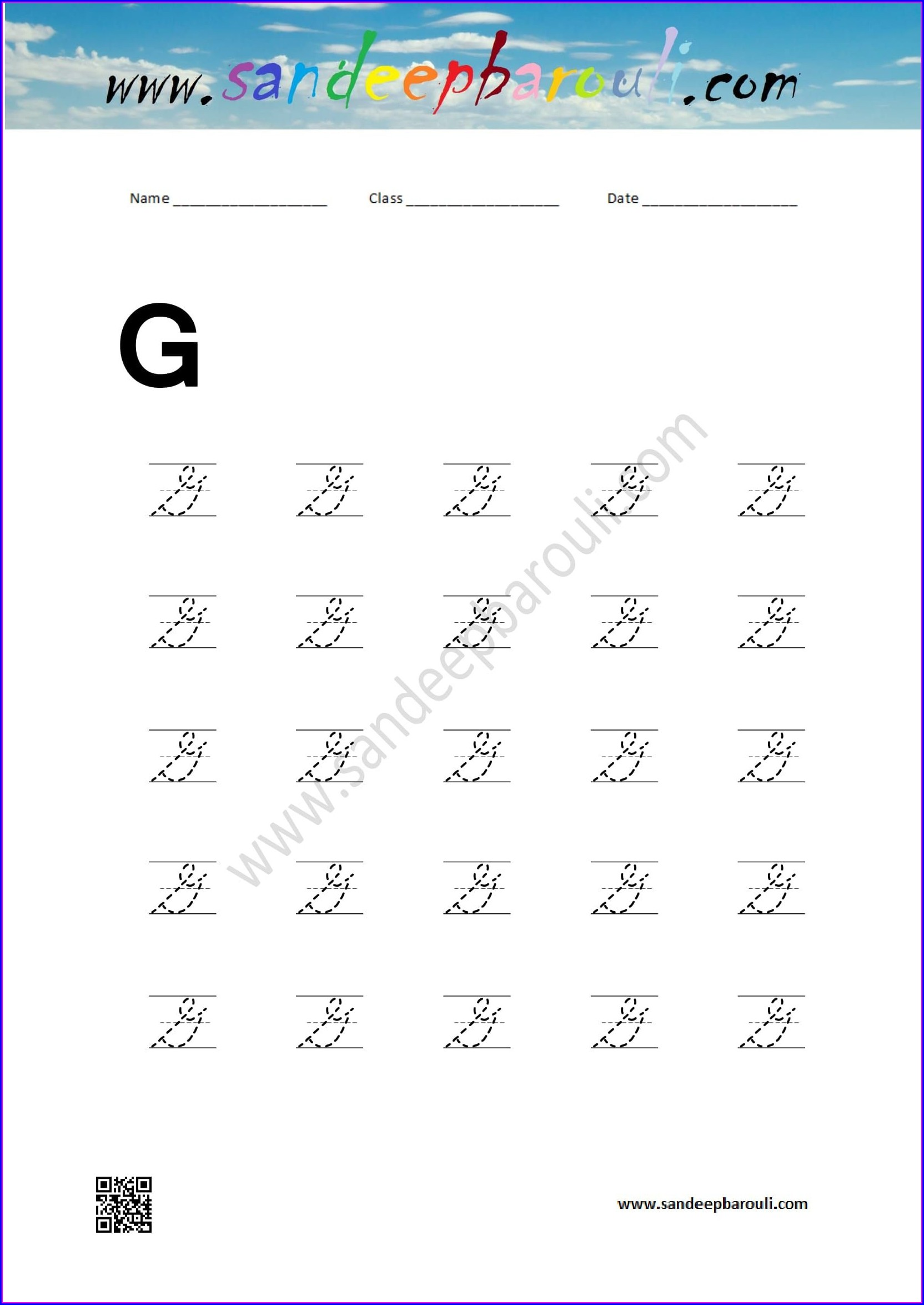 Cursive Writing Capital Letters Worksheets Uncategorized