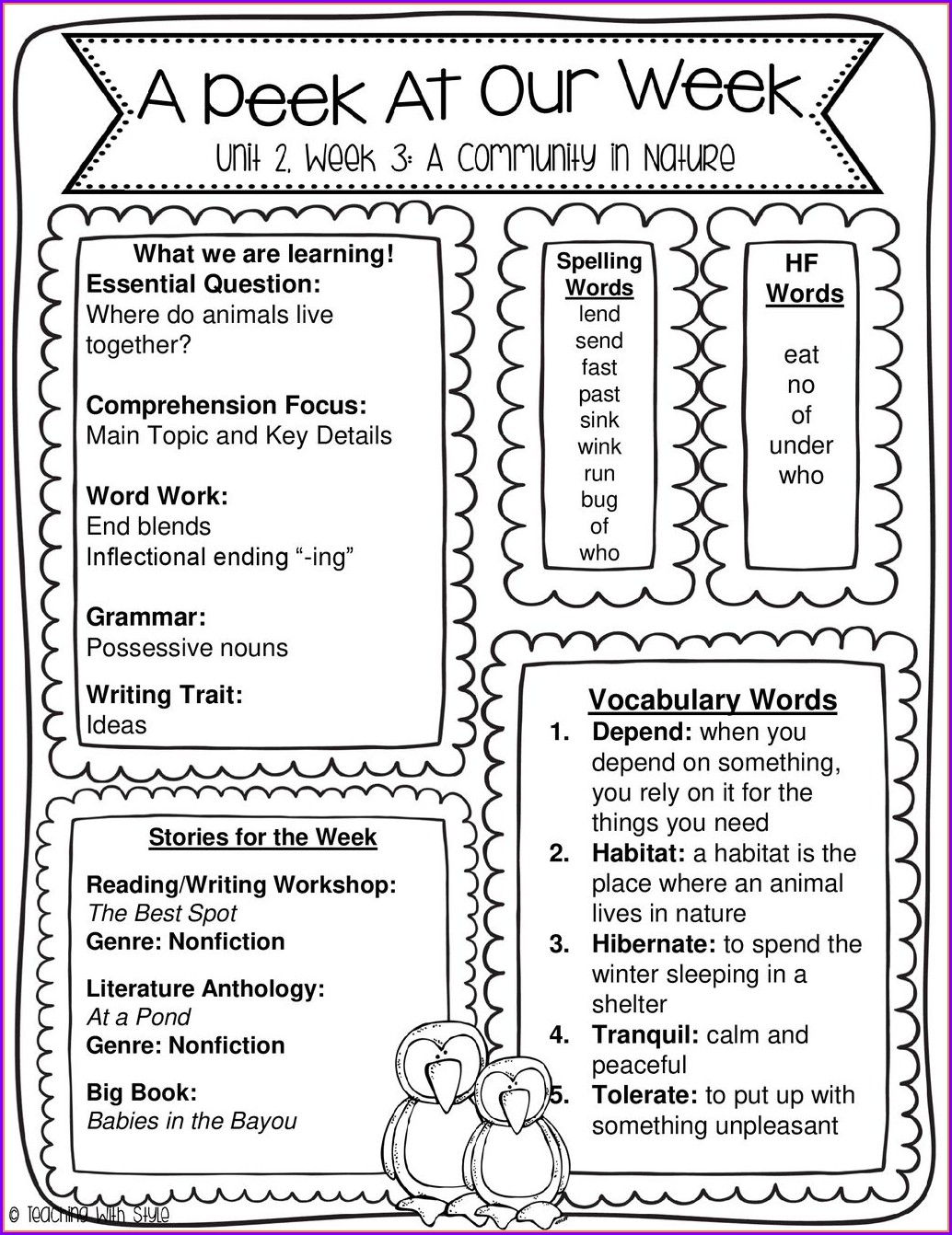 3rd Grade Printable Character Traits Worksheet Worksheet