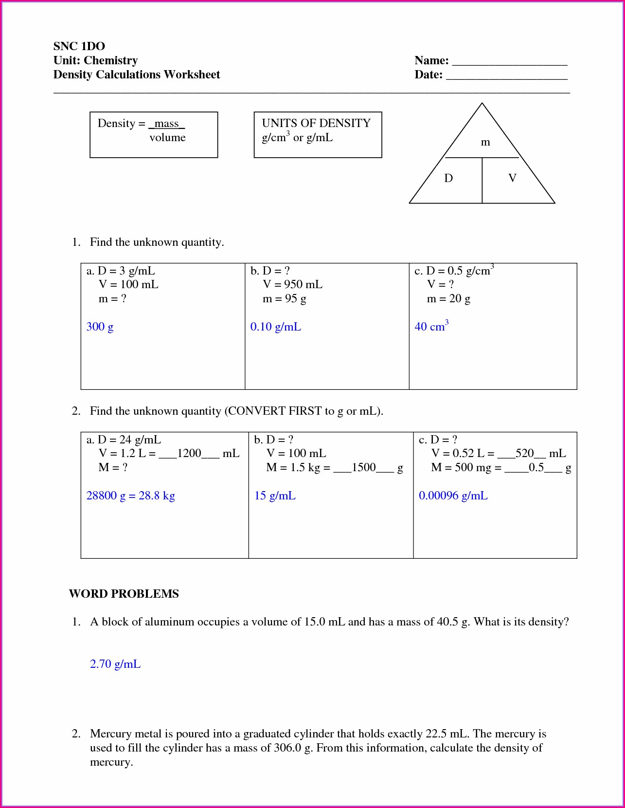 Population Density Worksheet 6th Grade Worksheet Resume