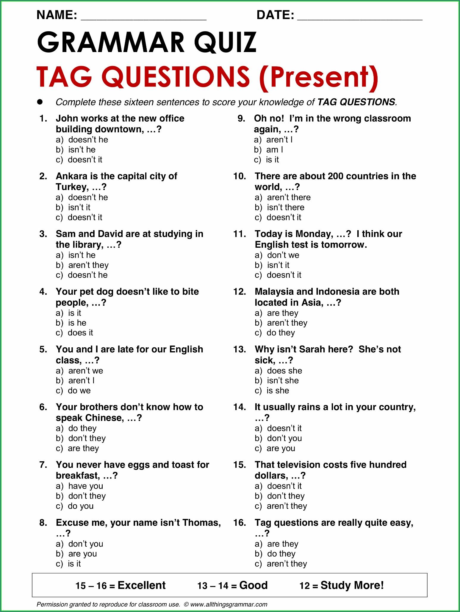 Question Words Esl Worksheet Worksheet Resume Examples
