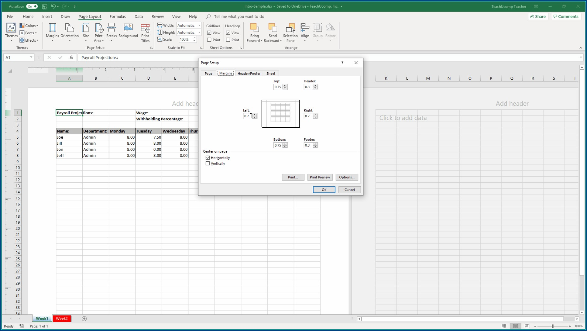 Excel Vba Set Active Worksheet To Variable Worksheet
