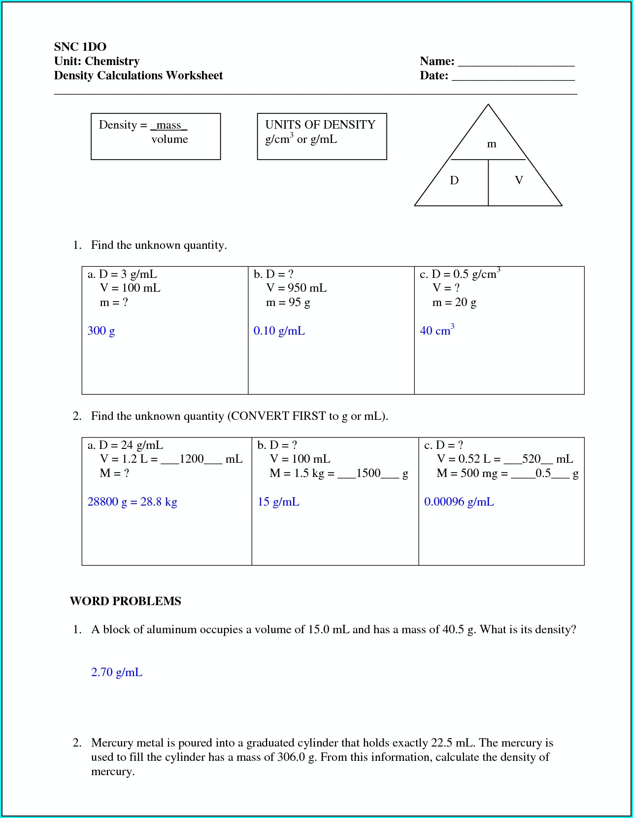 Phet Density Worksheet Answer Key Worksheet Resume Examples