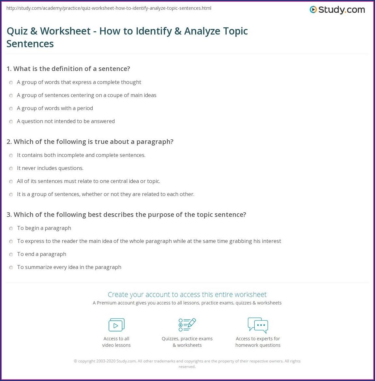 High School Grammar Practice Worksheets Worksheet Resume